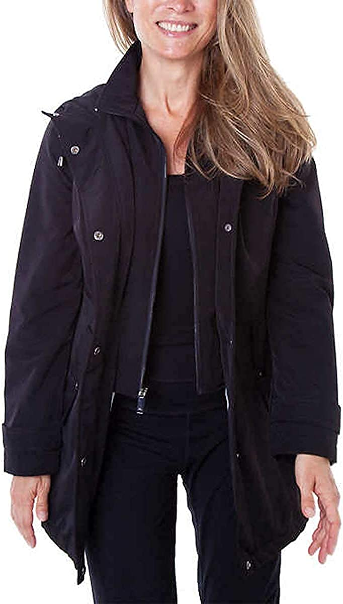 1 year warranty HFX Ladies' supreme All Weather Coat Trench