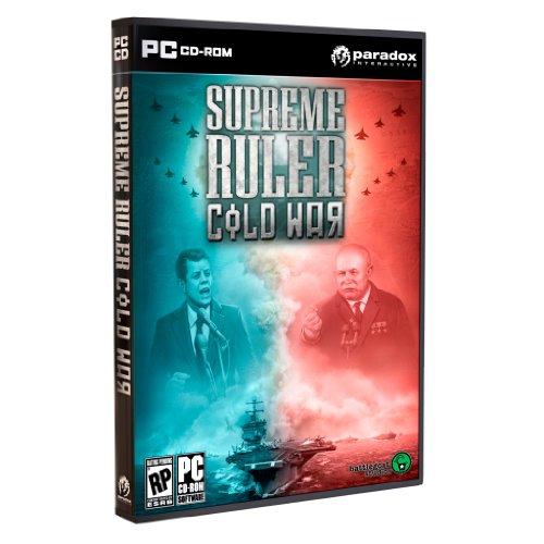 Supreme Ruler: Cold War (PC) (CD-ROM) [Import UK]