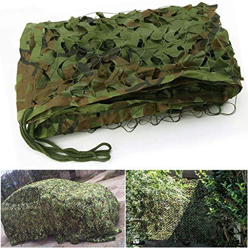 Tarnnetz Camouflage Sonnenschutz Woodland Camo Net für den Außenbereich Dekoration Jagd Jalousien Waldlandschaft Outdoor Camping