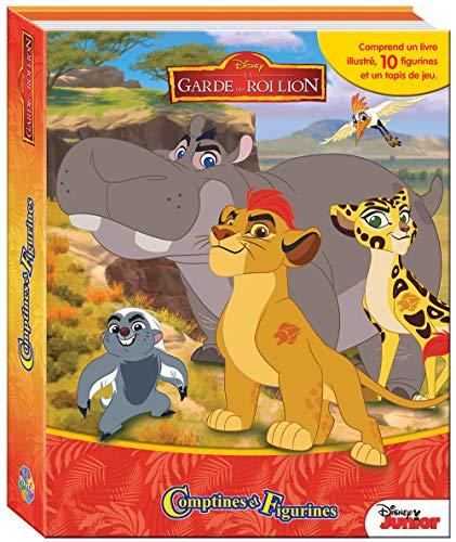 Disney La Garde Du Roi Lion Comptines et Figurines