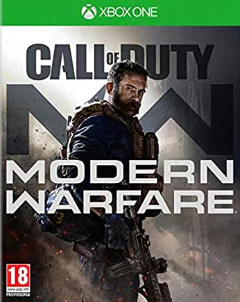 Xbox One - Call of Duty: Modern Warfare - [PAL EU - NO NTSC]