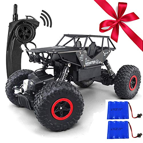 Guluman 1/18 Alloy RC Cars with Two...