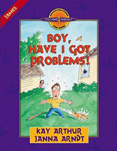 Boy, Have I Got Problems!: James