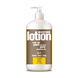 EO Everyone Lotion, Coconut and Lemon, 32 Ounce