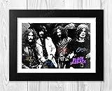 Jo Hole Prints Black Sabbath (1) Reproduktion Autogramm