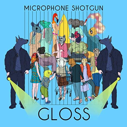 Microphone Shotgun [Explicit]