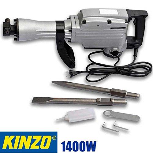 KINZO 71790 - Juego de herramientas eléctricas