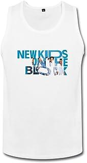 メンズ かわいい NKOTB ニュー キッズ オン ザ ブロック ベスト タイツ White