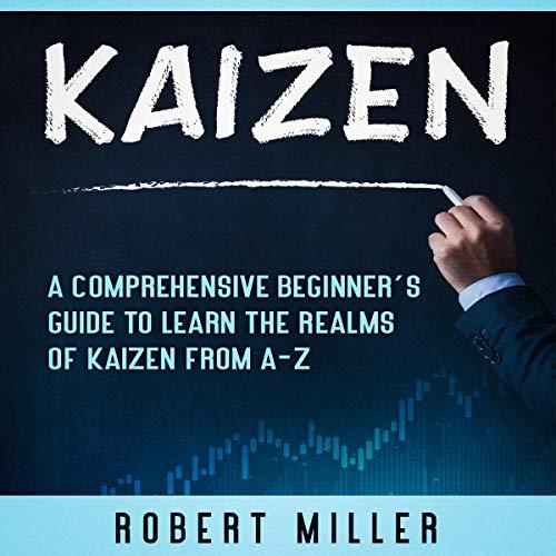 Kaizen Audiobook By Robert Miller cover art