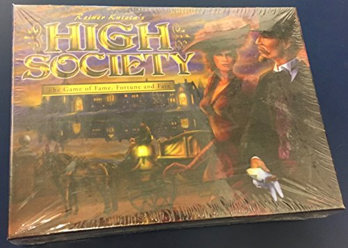 Gryphon Games - High Society - Cornucopia