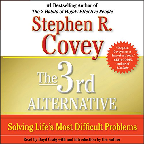 The 3rd Alternative audiobook cover art