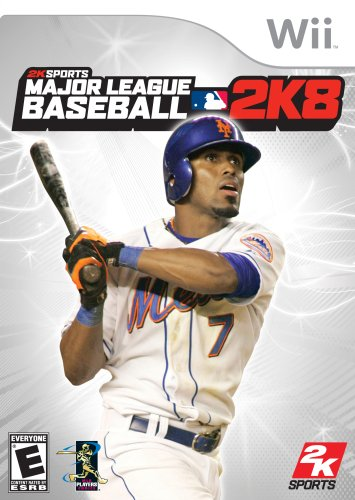 Major League Baseball 2K8 - Nintendo Wii