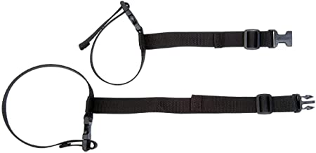 OP/TECH USA 1301472 Tripod Loops (Black)