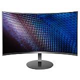 YASIN YD24FDC1 24 Zoll (60 cm) Curved Monitor (Full HD 1920 x 1080, HDMI & VGA, 1ms Reaktionszeit)