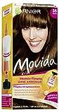 Garnier Tönung Movida, Intensiv-Tönung Haarfarbe 35 Braun-ohne Ammoniak, 3er Pack...