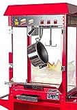 Popcornmaschine Kirmes XXL mit Wagen, 2-teilig - 3