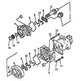 Hydraulic Pump Assy 705-57-46000 7055746000 for Komatsu WA600-1LE WA600-1LC