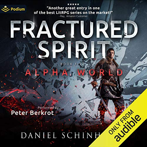Fractured Spirit  By  cover art
