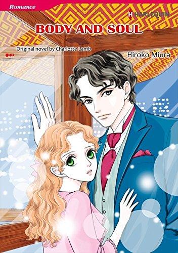 Body And Soul: Harlequin comics (English Edition)