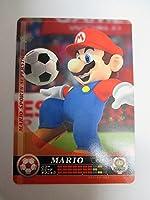 『マリオスポーツ スーパースターズ』amiiboカード : マリオ : サッカー