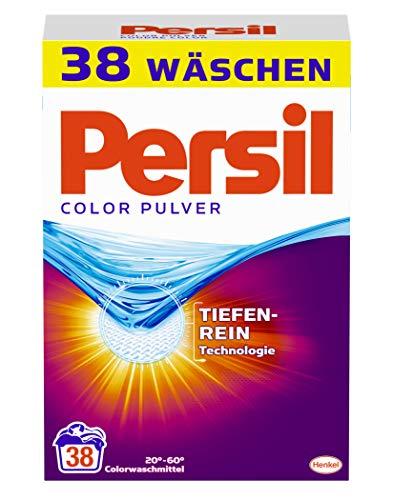 Persil Color Pulver 38 Waschladungen 2,47 kg