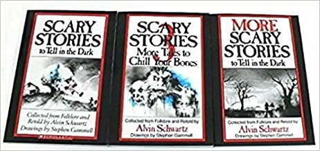 Scary Stories to Tell in the Dark Series: More Scary Stories to Tell in the Dark; Scary Stories to Tell in the Dark 3 (Boo...