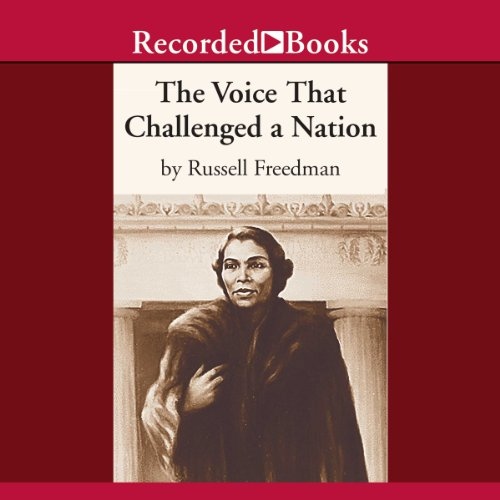 The Voice That Challenged a Nation audiobook cover art