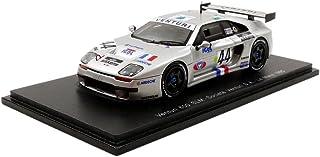 Spark–S2263–Fahrzeug Miniatur–Venturi 600SLM–Le Mans 1995–Maßstab 1/43, Silber