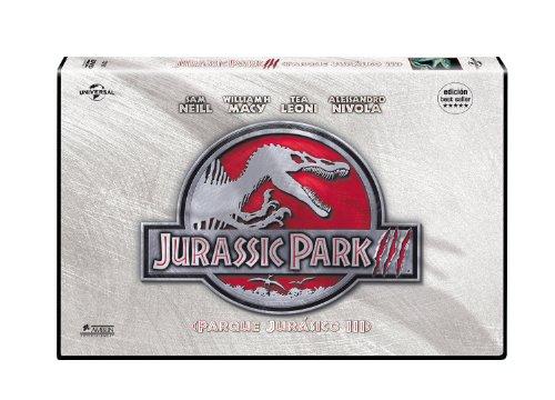 Parque Jurásico 3 - Edición Horizontal DVD