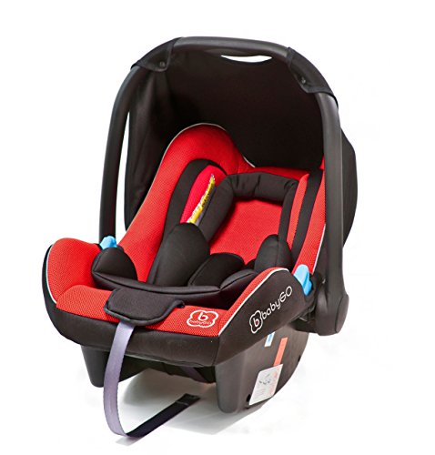 BabyGO 1204 Travel Xp Side Protect mit EPS system