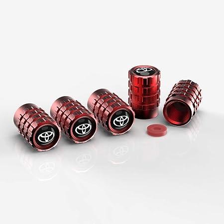 Details about  /8 Pieces Tire Stem Valve Caps Wheel Valve Covers Car Dustproof Tire Cap A3Z5