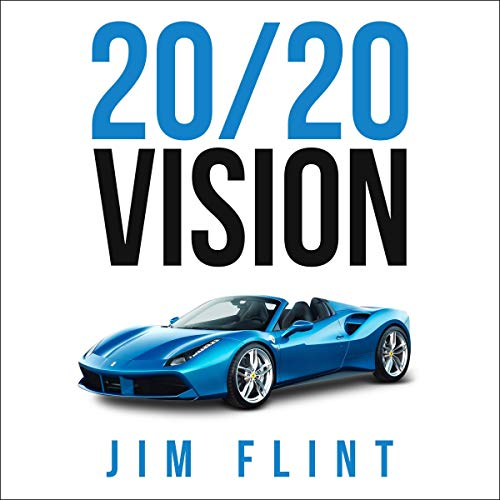 20/20 Vision Audiobook By Jim Flint cover art