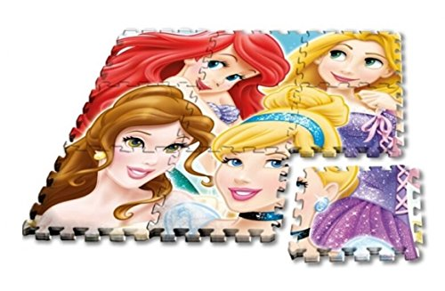 Disney- Puzzle, Multicolor (Kids Euroswan WD17630)