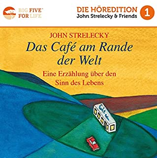 Couverture de Das Café am Rande der Welt [The Cafe on the Edge of the World]
