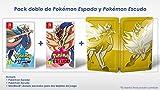 Pack: Pokémon Espada + Pokémon Escudo