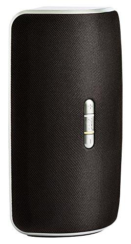 Polk Audio OMNI S2 Wireless Lautsprecher (DTS Play-Fi Multiroom Technologie) Weiß + Schwarz