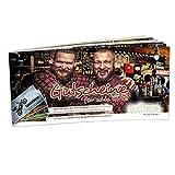 Gutscheine für echte Kerle: Das Gutscheinbuch für Männer: Väter, Brüder, Freunde, Kollegen. Voller Adrenalin und Spaß. Mit zehn Einzelgutscheinen zum Heraustrennen und Verschenken.