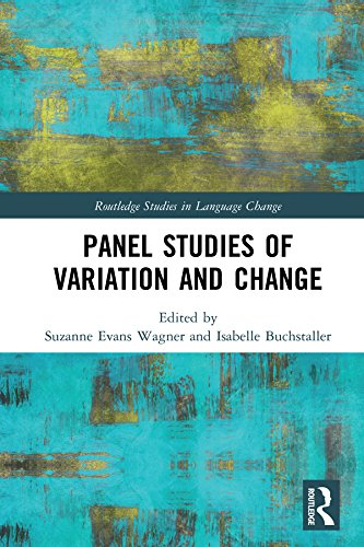 Panel Studies of Variation and Change (Routledge Studies in Language Change) (English Edition)