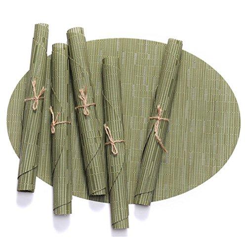 Manteles individuales Shuda tejidos de PVC