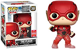 Funko Pop! DC Heroes #208 Justice League The Flash Running (2018 Summer Convention Exclusive)