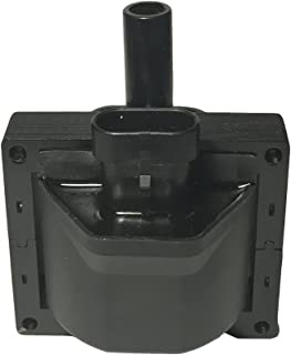 Ignition Coil - Replaces GM 10489421 and ACDelco D577 - Fits Chevrolet, GMC, Cadillac V6 and V8 - Ignition Coil for 2000 Chevy Silverado and more