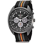 Fashion Shopping Seiko Men's RECRAFT Series Stainless Steel Japanese-Quartz