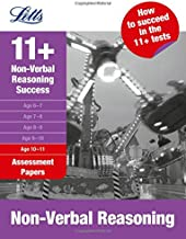 Non-Verbal Reasoning Age 10-11 (Letts 11+ Success)