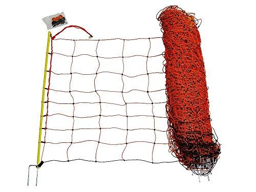 Kerbl Schafnetz mit Doppelspitze, 50 m x 108 cm