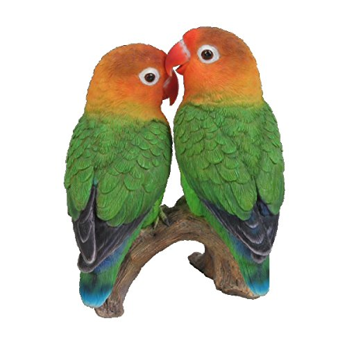 Vivid Arts Real Life Love Birds D