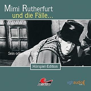Sein oder Nichtsein (Mimi Rutherfurt 14) Titelbild