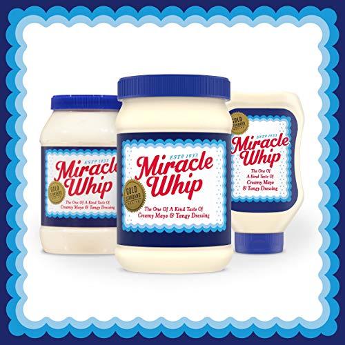 Miracle Whip Original Dressing (15 oz Jar)