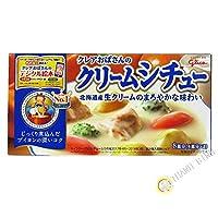 グリコ クレアおばさんのクリームシチュー 160g(8皿分)