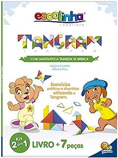 Escolinha Com matemática também se brinca: Tangram