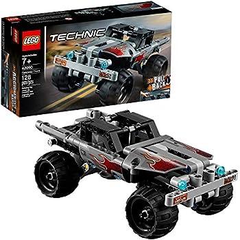 128-Pieces LEGO Technic Getaway Truck 42090 Building Kit